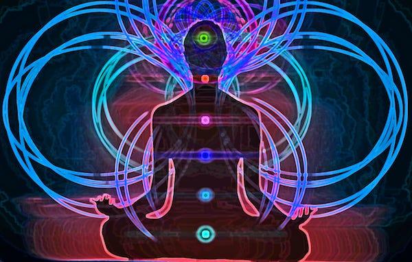 sbloccare i chakra