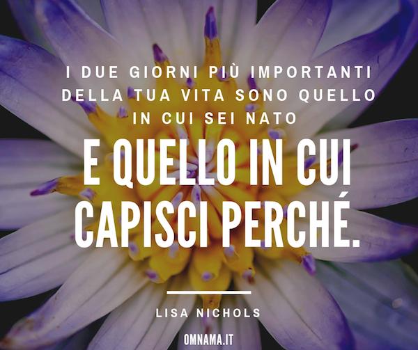frasi celebri Lisa Nichols