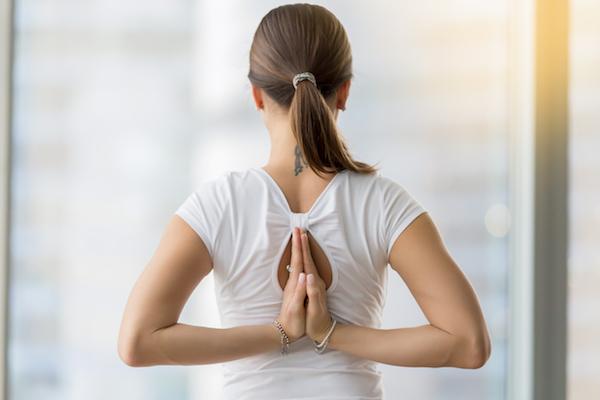 pillole di yoga al lavoro